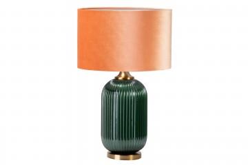 LAMPARA SOBREMESA CRISTAL 40x40x80 CM