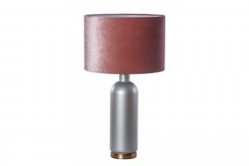 LAMPARA SOBREMESA CRISTAL 38x38x70 CM