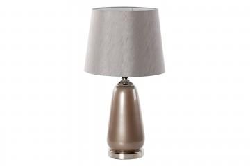 LAMPARA SOBREMESA CRISTAL 27x33x81 CM