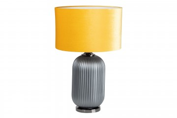 LAMPARA SOBREMESA CRISTAL 41x41x82 CM