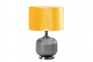 LAMPARA SOBREMESA CRISTAL 33x33x68 CM