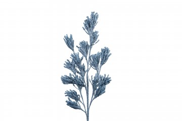 FLOR FOAM BLUE 30x104 CM